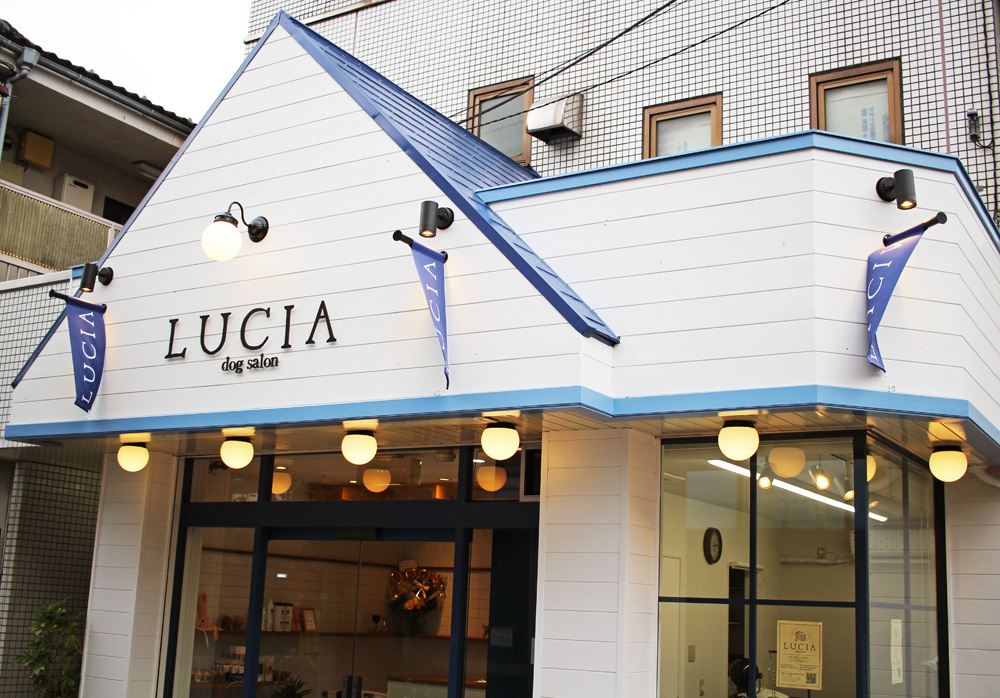 dog salon LUCIA